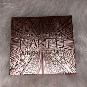 Never used Urban Decay back to basics pallet.
